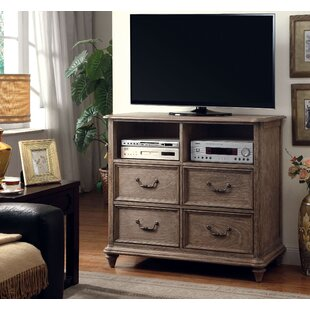 Thelma 4 Drawer Media Chest