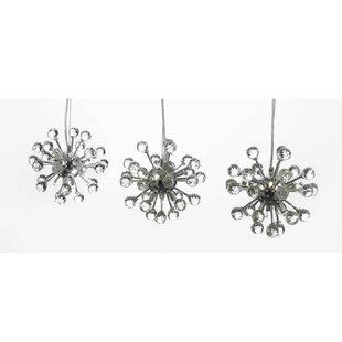 Howley 6-Light Crystal Pendant (Set of 3) by Orren Ellis