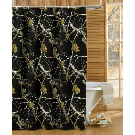 Realtree Camo Shower Curtain