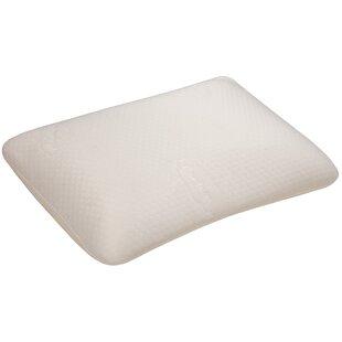 Atlantic Furniture Contora SleepSoft Foam Standard Pillow