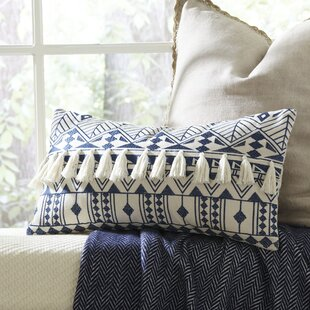 Clabaugh Embroidered Pillow Cover