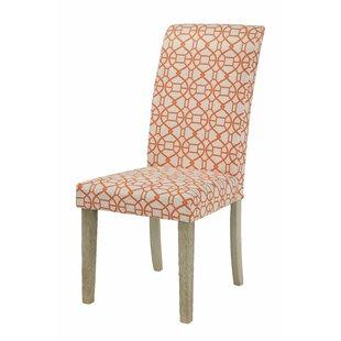 Kaison Upholstered Dining Chair (Set of 2..