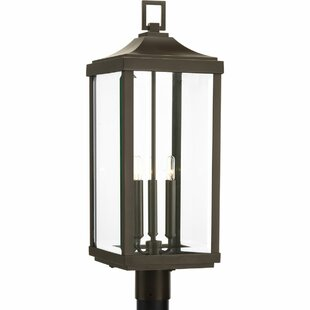 Kinlaw 3-Light Lantern Head By Alcott Hill Outdoor Lighting