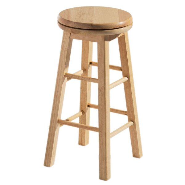 Admirable Wooden Seat Bar Stools Ncnpc Chair Design For Home Ncnpcorg