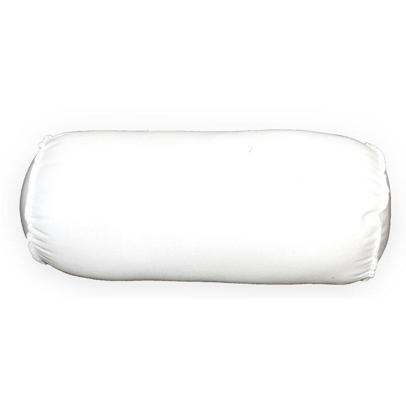 "Bolster Pillow Insert Pillow Form   Made  USA Select Size\ 6/"" Neck Roll"