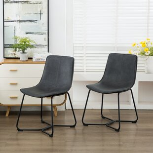 Abra Upholstered Dining Chair (Set of 2)