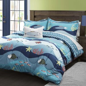 Rickey Reversible Comforter Set