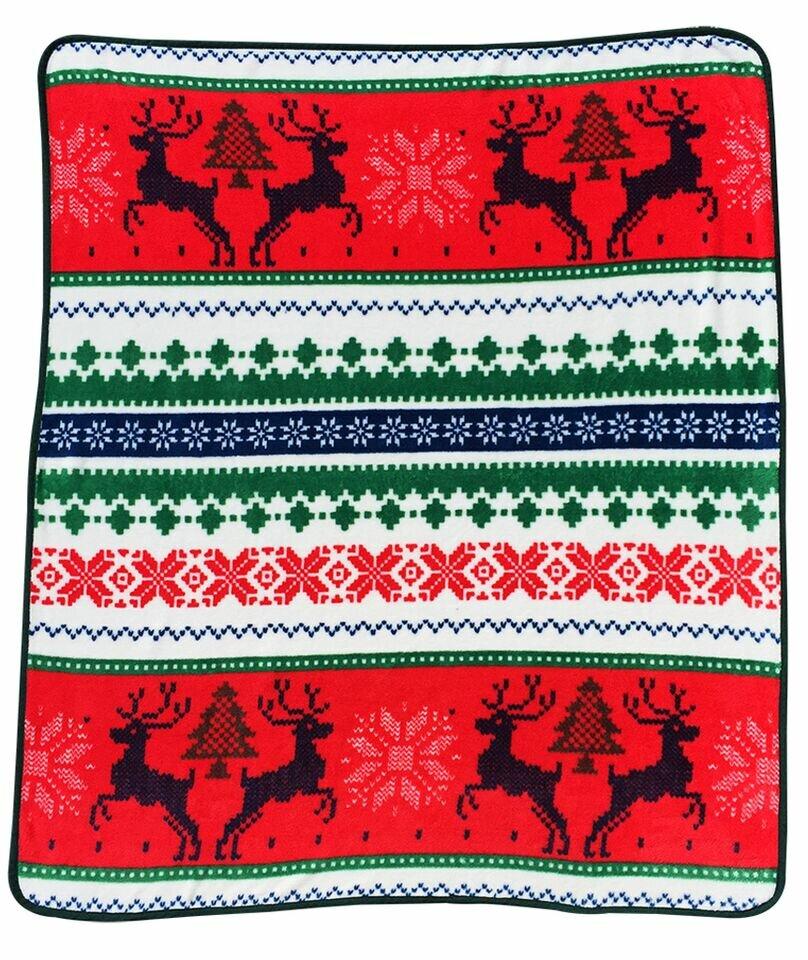adnart ugly christmas throw blanket reviews wayfair