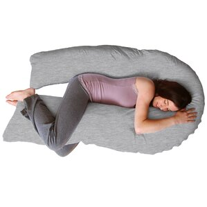 U Shaped Body Pillow Protector by Alwyn Home