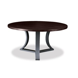 Gracie Oaks Louisa Modern Rounded Dining Table