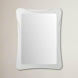Read Reviews Logan Terassa Wall Mirror By Wrought Studio