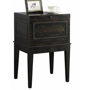 Compare Gretta 1 Drawer Accent Chest By August Grove