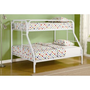 Read Reviews Falls City Twin over Full Bunk Bed by Wildon Home® Reviews (2019) & Buyer's Guide