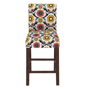 Blais 31 Bar Stool Bungalow Rose