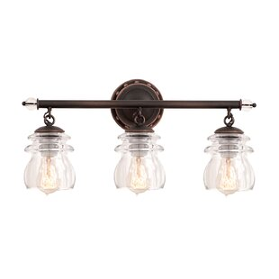 Kalco Brierfield 3-Light Vanity Light
