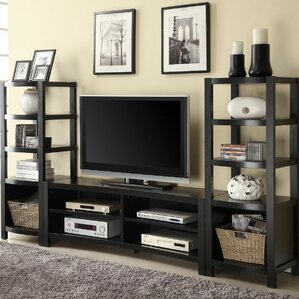 Multimedia Storage Rack by Zipcode Des..