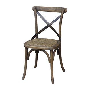 X Side Chair (Set of 2) by White x White