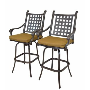 Arness 8 Piece Bar Height Dining Set