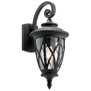 Darby Home Co Dasie 1-Light Outdoor Wall Lantern