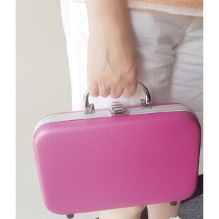 Best Reviews Jewelry and Cosmetic Travel Case ByIkee Design