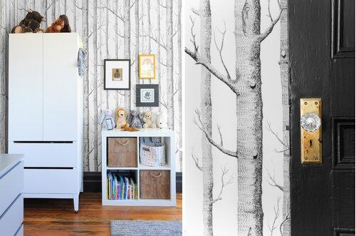 Shop this Room - Mid-Century  Nursery Design