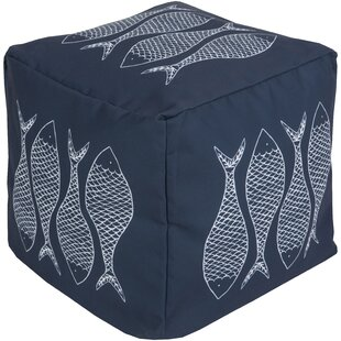 Christiansburg Pouf by Hig..