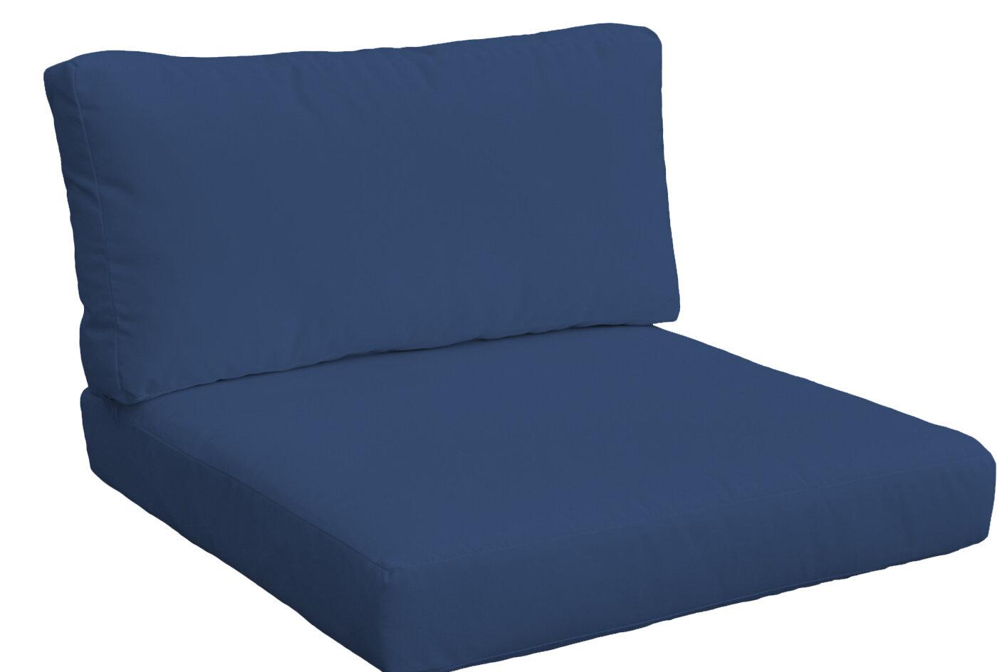 Patio Furniture Cushions Outdoor Chair Cushions You Ll Love In 2020 Wayfair