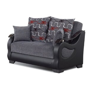 Arizona Chesterfield Loveseat by Beyan Signature