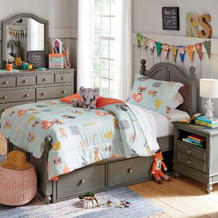 Best Javin Panel Bed By Harriet Bee