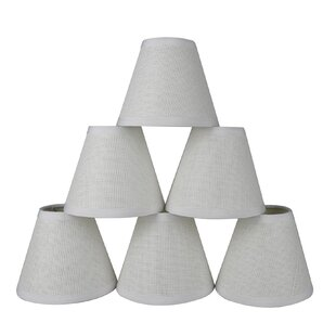 6 Paper Empire Lamp Shade (Set of 6)