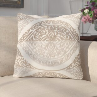 Parish Cotton Throw Pillow