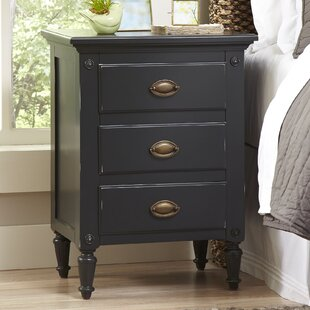 Easterbrook 3 Drawer Nightstand