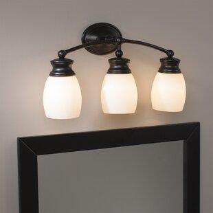 Best Deals Donne 3-Light Vanity Light By Birch Lane™