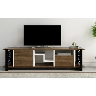 Schexnayder TV Stand for TVs up to 55