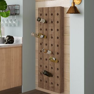 Wolpert 40 Bottle Wall Mounted Wine Rack ..