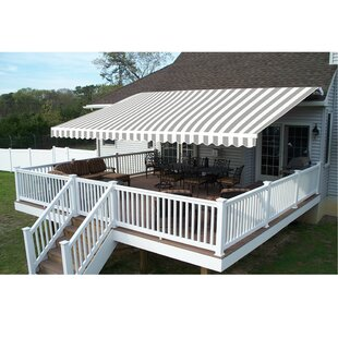 Awning Retractable Fabric by ALEKO