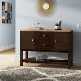Pereyra 53.5 Wide 2 Drawer Wood Buffet Table by Brayden Studio®
