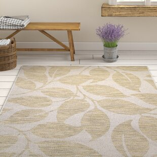 Garica Green/Gray Indoor/Outdoor Area Rug