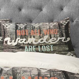Wesley Bird Wander Pillowcase