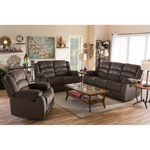 Haverville 3 Piece Living Room Set by Latitu..