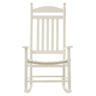 Emsley Rocking Chair By August Grove