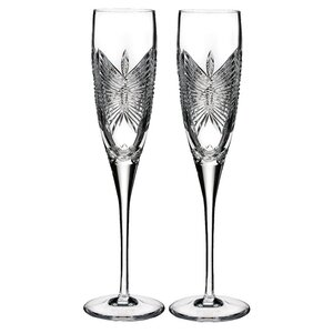 Wedding Champagne Flute (Set of 2)