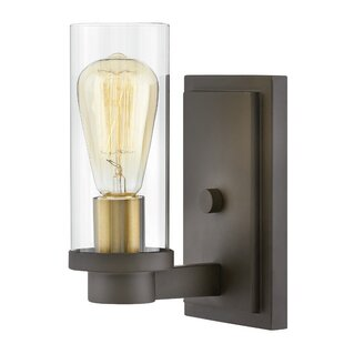 Midtown 1-Light Armed Sconce by Hinkley Lighting