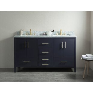 Alisha 60 Single Bathroom Vanity Set by Ebern Designs