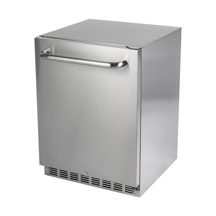Turbo Outdoor Freestanding Mini Fridge
