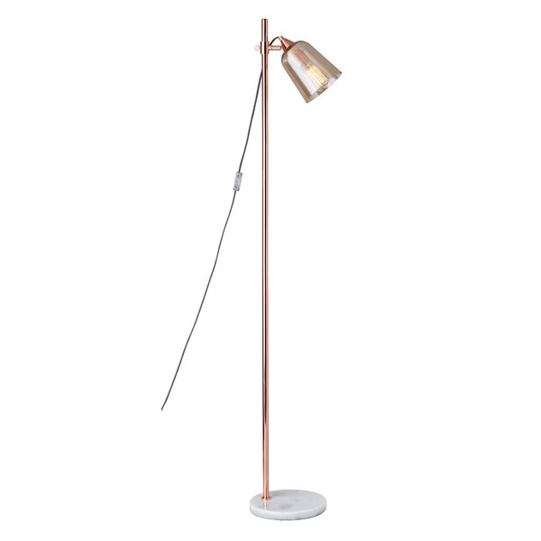 "Adesso Marlon 61.75"" Task Floor Lamp & Reviews by Adesso"