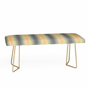 Schatzi Upholstered Bench by East Urban H..