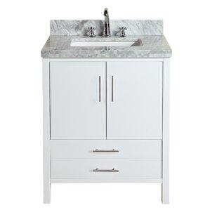 30 inch bathroom vanities youll love wayfair
