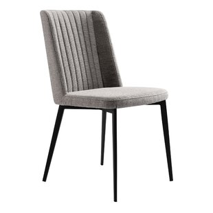 Reis Upholstered Wingback Dining Chair Set of 2