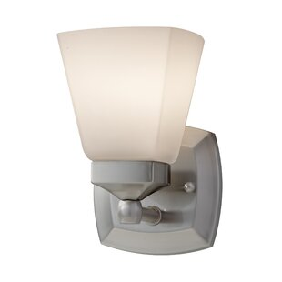 Price Check Woodhull 1-Light Wall Sconce ByAlcott Hill